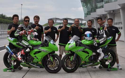 Hebatnya Kawasaki Di Ajang Supersport  e1301ac127