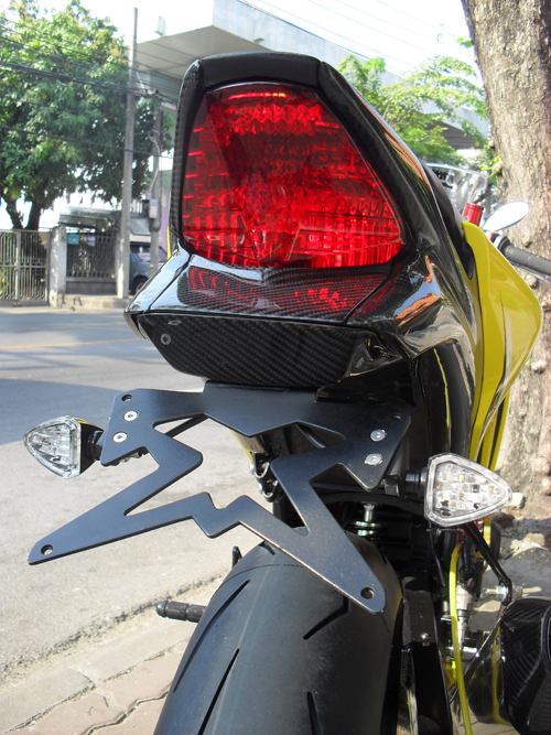 Modified Cbr250rr By Kittisak Racing Thailand Honda
