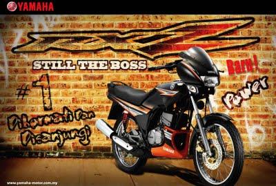 Yamaha Yg Top Speed