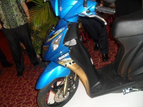 Suzuki Nex 110Dan Perbandingan dengan Kompetitornya