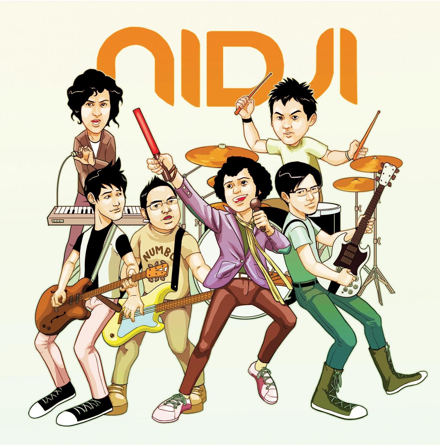"Lirik Chord Gitar Nidji: Touring Dan Konvoi Pakai ""Stick Nidji""??..Arogan Bner Om"